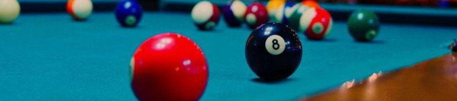 Hershey pool table setup featured